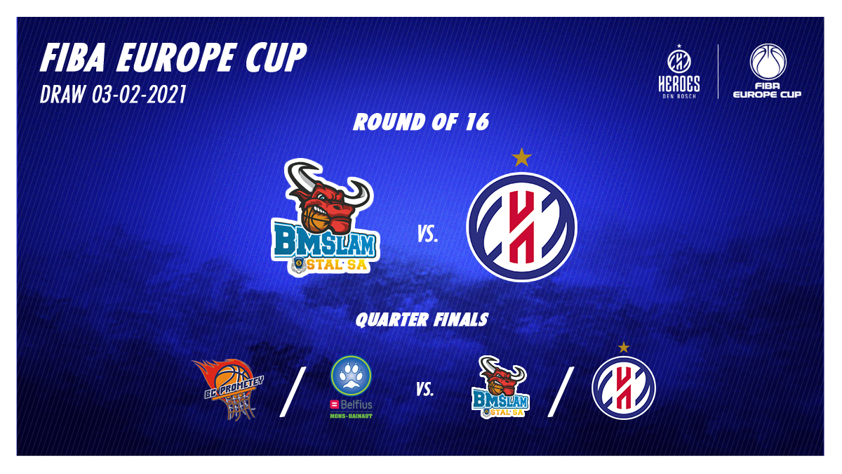 FIBA Europe Cup Game Draw 0302 TW final final