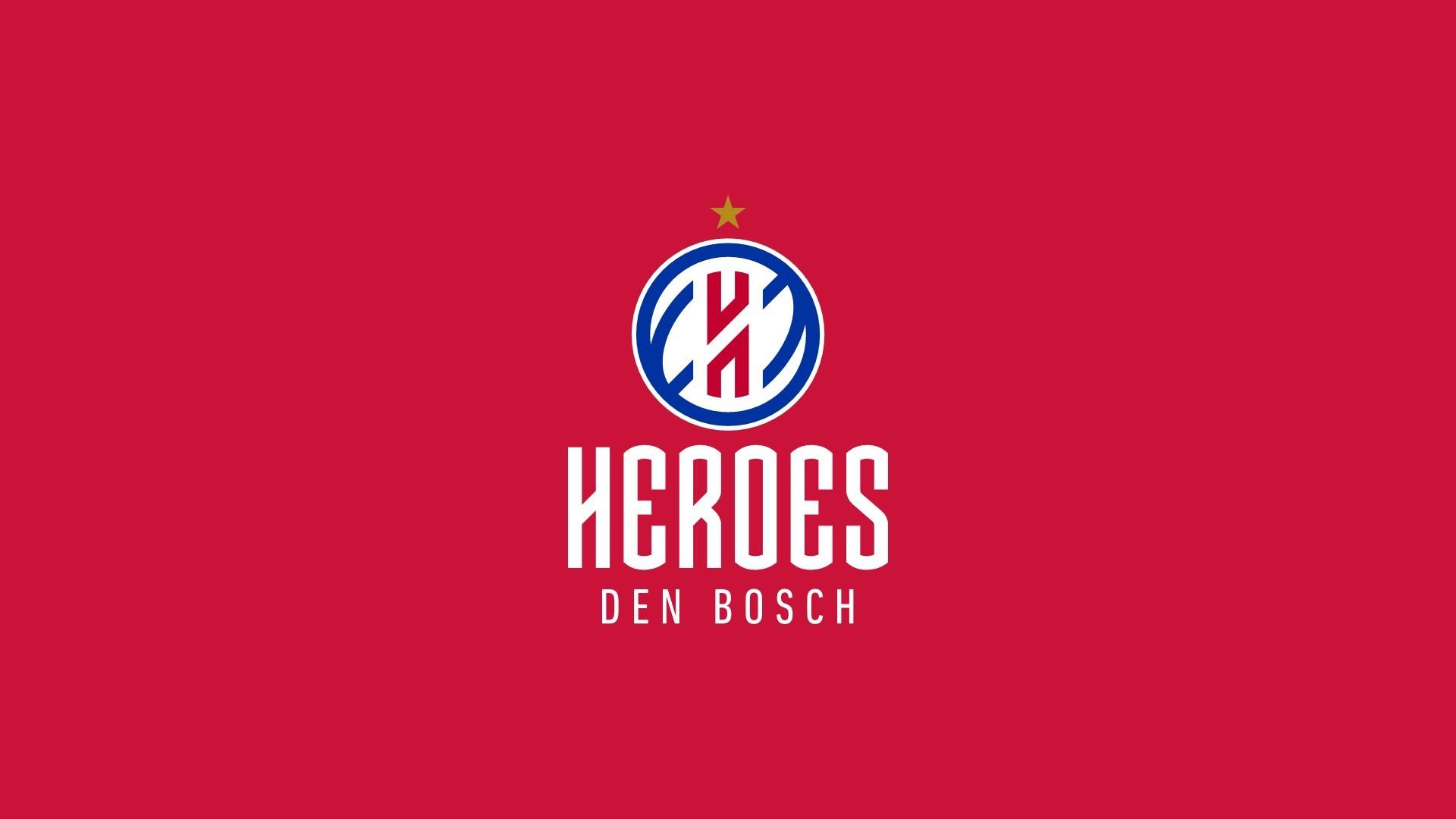 Heroes Den Bosch nieuw logo