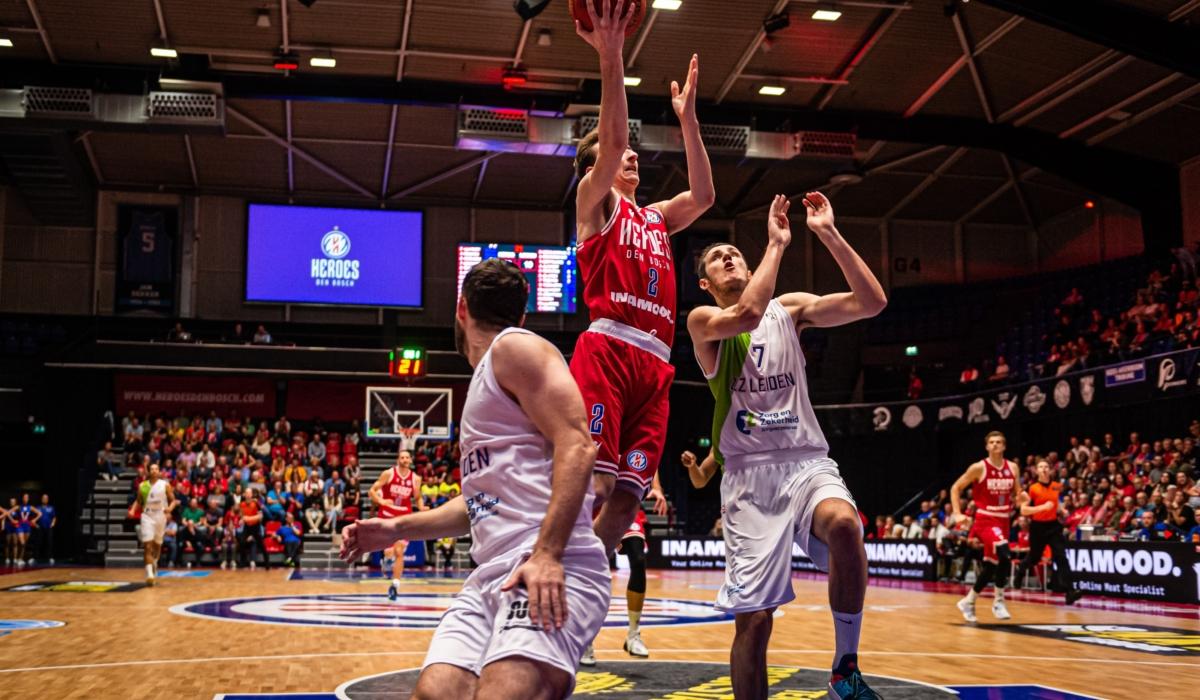 20210924 20210924 Heroes Den Bosch ZZ Leiden BNXT League3280720