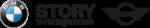 BMW Story Mini Logo