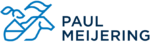 Paul Meijering logo HOR CMYK groot