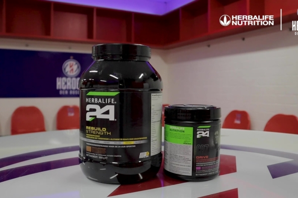 Heroes x Herbalife Nutrition Moment